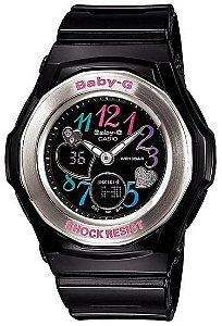 Relogio Casio Baby-G Digital/Analogico BGA-101-1BDR - F