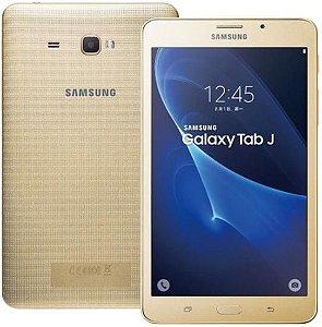 """Tablet Samsung Galaxy Tab J T285YD 7"""" Wifi Lte 8 GB - Dourado"""