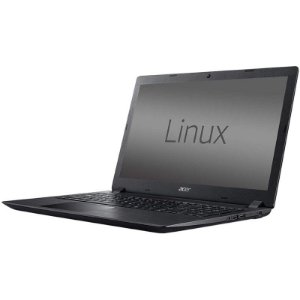 "Notebook Acer A315-32-C9WV Cel 1.1GHz/4GB/500GB/15.6"" Preto"