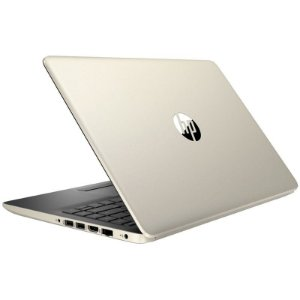 "Notebook HP 14-CF0006DX i3 2.4GHZ/ 4GB/ 128GB/ 14.0"" Prata"