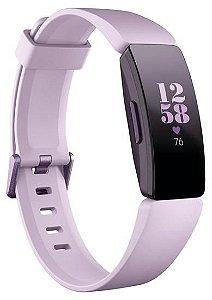 Smartwatch Fitbit Inspire HR Fitness Tracker - Lilas