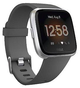 Relogio Smartwatch Fitbit Versa Lite - Cinza