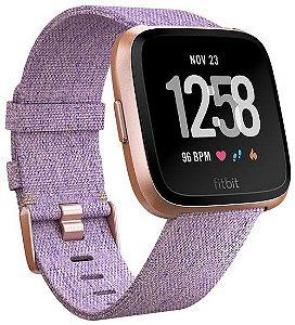 Relogio Smartwatch Fitbit Versa Special Edition - Lavanda