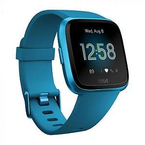 Relogio Smartwatch Fitbit Versa Lite - Azul