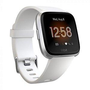 Relogio Smartwatch Fitbit Versa Lite - Branco