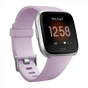 Relogio Smartwatch Fitbit Versa Lite - Lilas