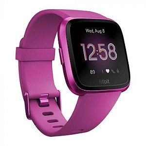 Relogio Smartwatch Fitbit Versa Lite - Fucsia