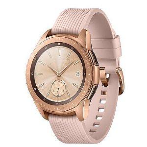 Relogio Smartwatch Samsung Galaxy SM-R810 - Dourado/Rose