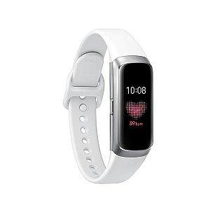 Relogio Smartwatch Samsung Galaxy Fit SM-R370 - Prata