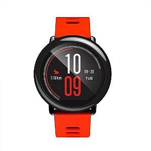 Relogio Smartwatch Xiaomi Amazfit Pace A1612 - Vermelho