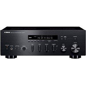 Receiver Yamaha R-S500 Stereo A/B Bi-Volt 75W - Preto