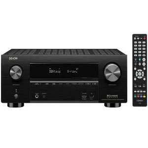 Receiver Denon AVR-X3600H 9.2 Channel Wifi/Bluetooth/4K/Airplay