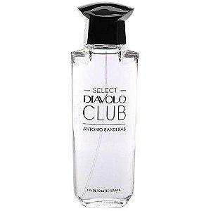 Perfume Antonio Banderas Select Diavolo Club EDT M 100ML
