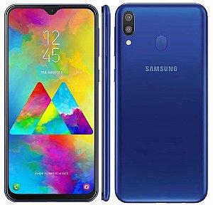 Smartphone Samsung Galaxy M20 LTE Dual Sim 3GB/32GB - Azul