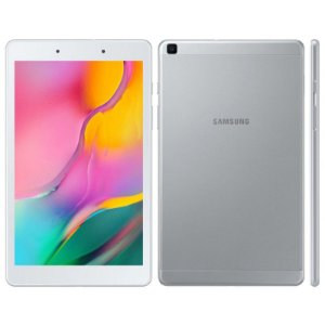 "Tablet Samsung Galaxy Tab A SM-T290 Wifi 8.0"" 32GB/3GB - Prata"