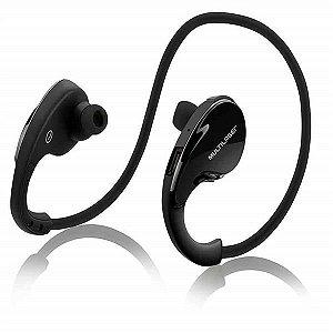 Fone de Ouvido Multilaser Arco Sport  Bluetooth Preto  - PH181