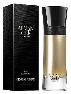 Perfume Giorgio Armani Code Absolu EDP M 110ML