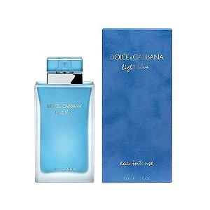 Perfume Dolce & Gabbana Light Blue Eau Intense EDT F 100ml