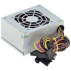COMPUTADOR HYDRO INTEL I3 7100 3.9GHZ 7ª GER. MEM. 4GB DDR4 HD 500GB HDMI/VGA GABINETE SLIM 275W LINUX - MVHYSI3H1105004