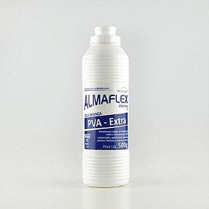 Cola Branca PVA - 500g Almaflex
