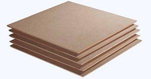 MDF Cru - Chapa com 2,75x1,83