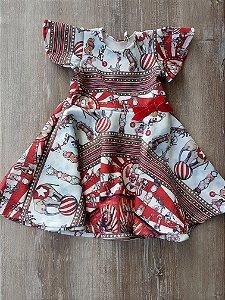 Vestido Circo Vintage