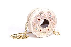 Bolsinha Infantil - Donut