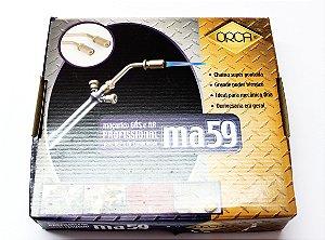 MAÇARICO ORCA ma59-Gás e Ar Comprimido cod:1221