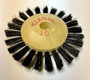 ESCOVA CIRCULAR DE CRINA Nº10 CLEMARA  cod:146