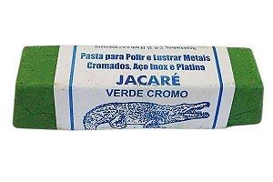 MASSA JACARE VERDE CROMO 400G    cod:991