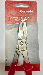 TESOURA ORIGINAL CORNETA AÇO P/ OURIVES  cod: 2389