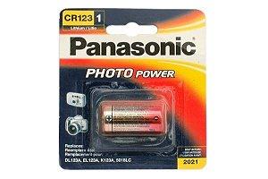 Bateria Panasonic CR123 -A Photo Power
