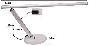 LUMINARIA DE MESA 120 LED PROFICIONAL   cod:2125