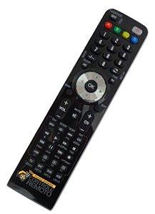 Controle Remoto para Globalsat Gs-88 Net Full HD