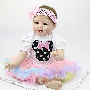 Bebe Reborn Princesinha Kyara