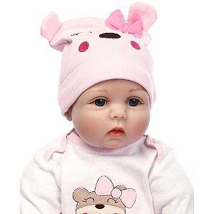 Bebe Reborn Rebeca em Promoção Inédita - Pronta Entrega
