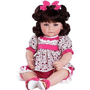 Bebê Reborn Cutie Patootie Envio Imediato! - Coleção Adora Doll