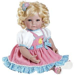 Bebê Reborn Chick Chat Pronta Entrega! - Coleção Adora Doll
