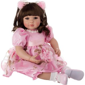 Boneca Bebe Reborn Realista, Laura Doll Spring - Envio Imediato