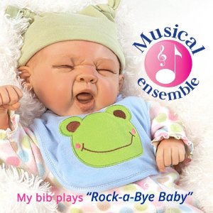 Bebe Reborn Paradise Galleries Sleepy Frog - Pronta Entrega