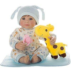 Bebe Reborn Laura Baby Lucca, Lançamento 2018 - Pronta Entrega
