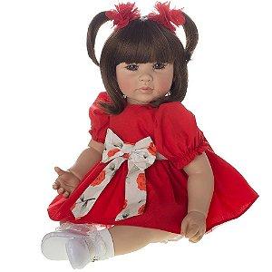 Bebe Reborn Livia Laura Doll com 50cm, Lançamento 2018 - Pronta Entrega!