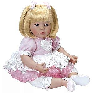 Bebê Reborn Hearts Aflutter Pronta Entrega! - Coleção Adora Doll