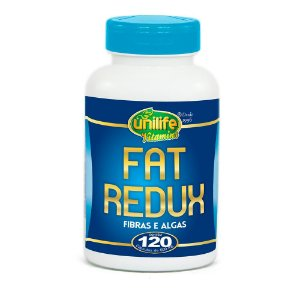 Fat Redux 600Mg 120 Cápsulas - Unilife