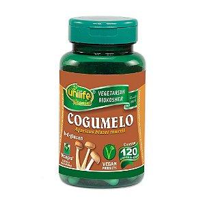 Cogumelo Agaricus Blazei 400mg 120 Cápsulas - Unilife