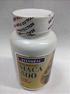 Maca Peruana Ultra Concentrada 500mg 60 Cápsulas - Vitameal