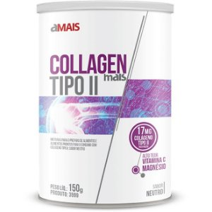 Colágeno Tipo II 150g - Collagen Mais