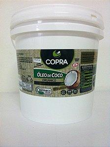 Óleo de Coco Extra Virgem Orgânico 3,2 Litros - Copra