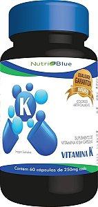 Vitamina K2 Em Capsulas - Nutriblue