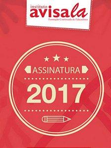 Assinatura/Renovação da revista Avisa lá para 2017